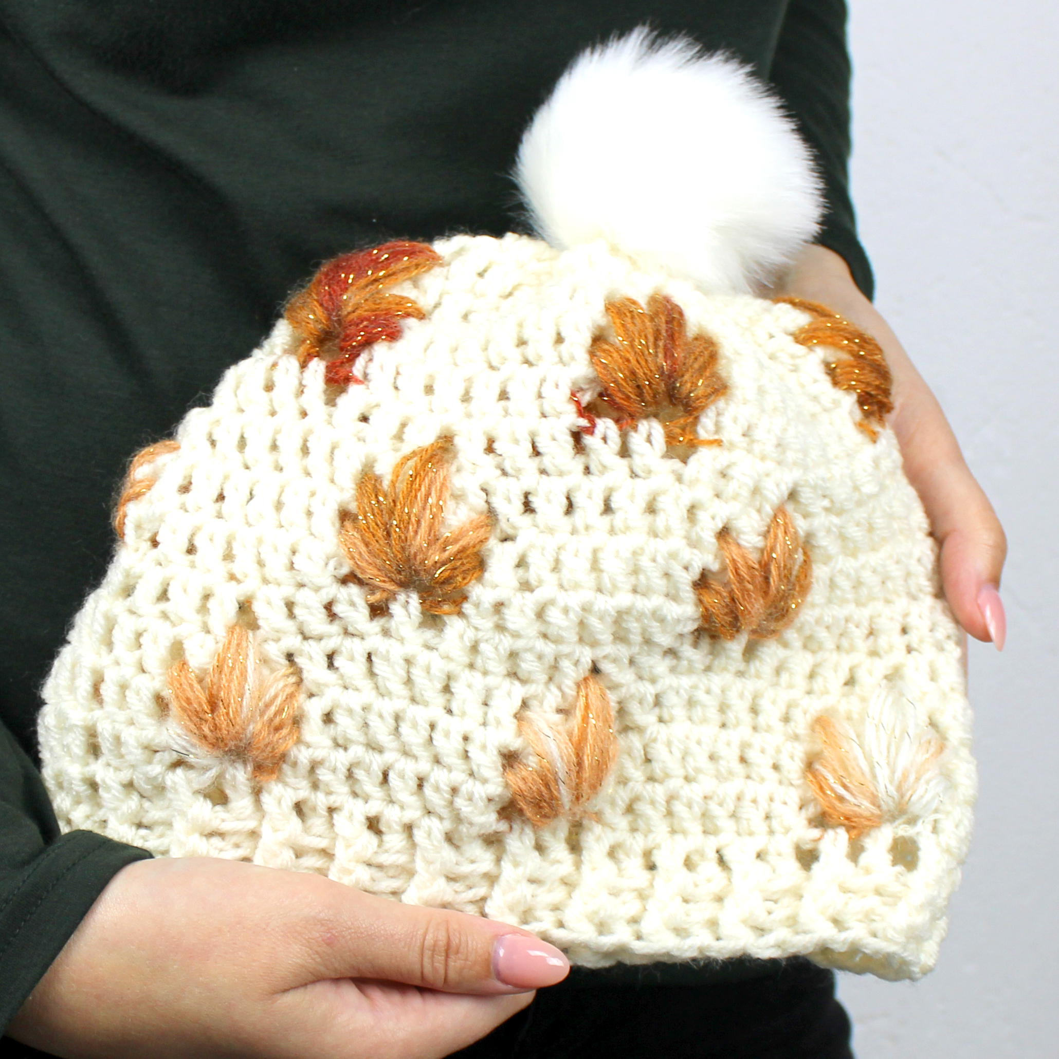 Leafly autumn hat pinterest