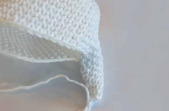 Crochet Tooth Fairy Pouch Pattern Video Tutorial | 367x558