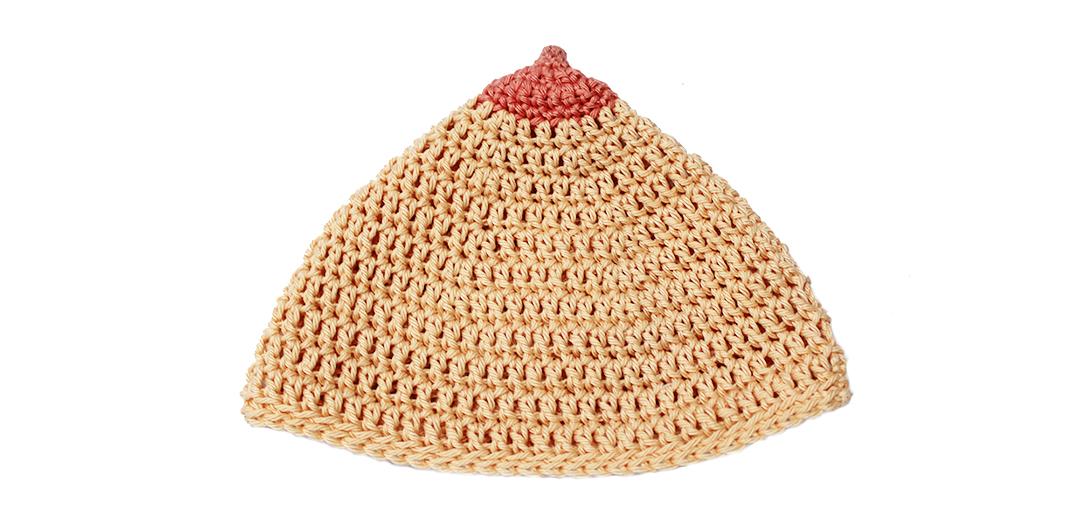 Breastfeeding Hat Free Crochet Pattern Boob Hat