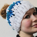 Maybe you also like my frozen winter bun hat pattern