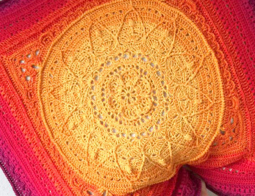Sophies Garden crochet pattern