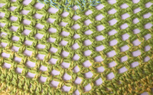 pom pom happiness shawl free crochet pattern gap rows