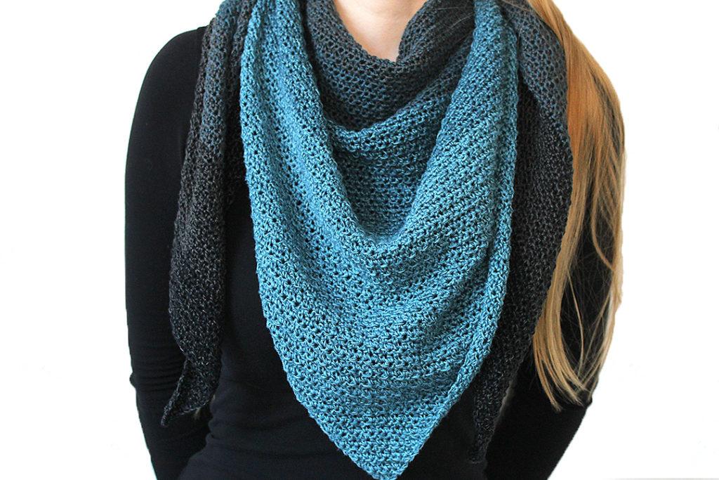 Never ending sjaal gratis haakpatroon sjaal haken voor beginners