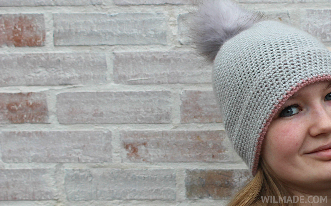 Simple Double Brim Hat Free Crochet Pattern
