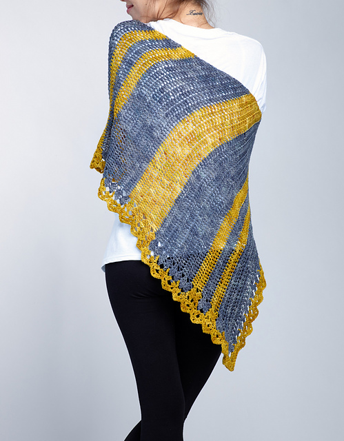 free crochet shawls for spring Unfurled beauty by lorene hay torn eppolite - cre8tion crochet