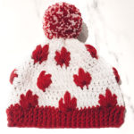 Canadian patriotic hat free canada hat pattern crochet