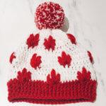 Canada muts - gratis haakpatroon