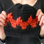 Fire Flame Hat - free crochet pattern - great crochet hat for kids