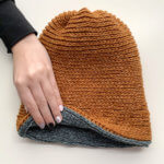 Milestone Journey Hat - crochet hat - free pattern