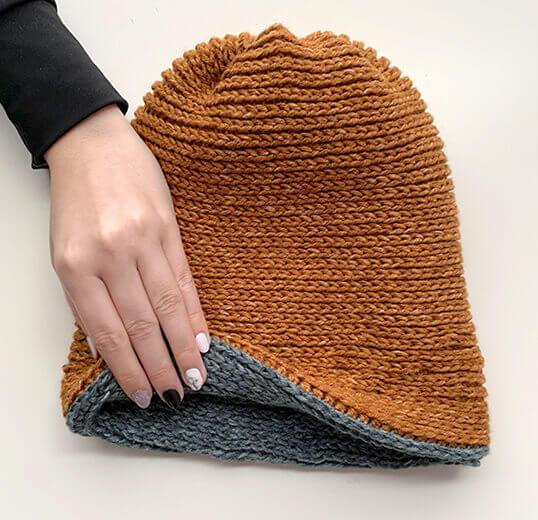 Milestone Journey Hat - crochet hat - free pattern