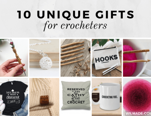 10 unique gifts for crocheters - ultimate list of gifts in 2019-2020