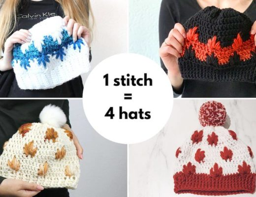 extreme drop stitch hats