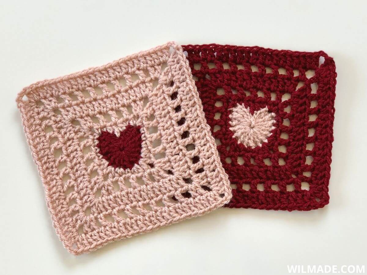 Invisible Seam For Joining Squares Photo Video Tutorial By Wilmade
